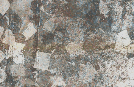 Rustic metallic sheet textured background