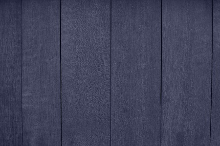 Blue wooden plank textured background Stock Photo
