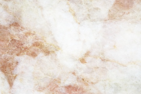 Orange and white marble textured background
