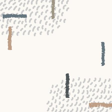 Vector de fondo estampado elemento abstracto
