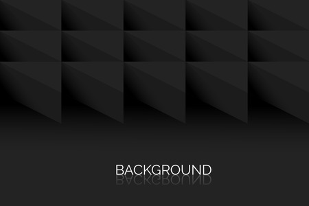 Black modern background design vector 向量圖像