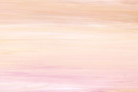 Orangefarbener strukturierter Hintergrund mit Acrylfarbe Standard-Bild