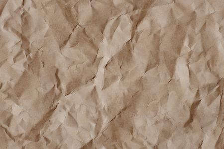 Vintage crumpled paper textured background