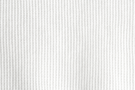 White woven waffle fabric texture