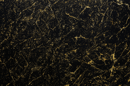 Black and golden marble textured background
