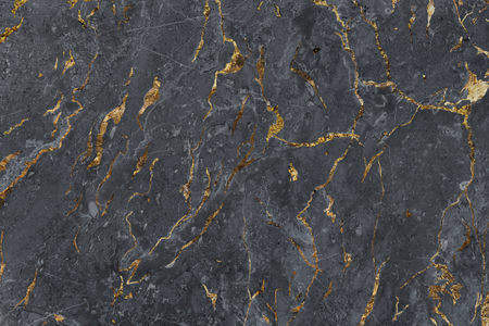 Gray marble rock textured background Banco de Imagens