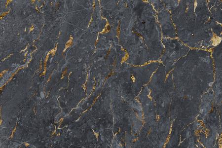 Texturierter Hintergrund aus grauem Marmorfelsen Standard-Bild
