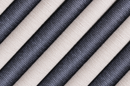 Various fabric material sample background