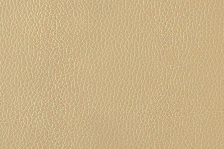 Beige fine leather textured background