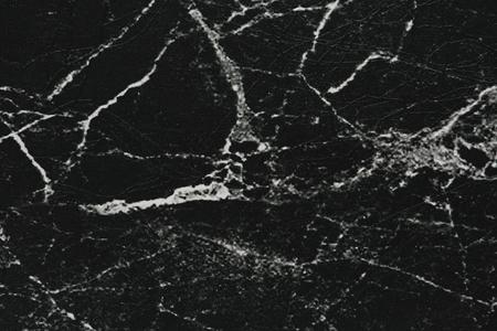Black grungy textured paper background Banco de Imagens