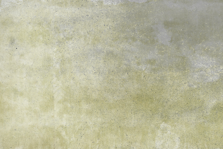 Grunge yellowish-gray concrete textured background