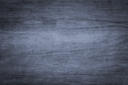 Faded blue wooden textured flooring background Stock Photo