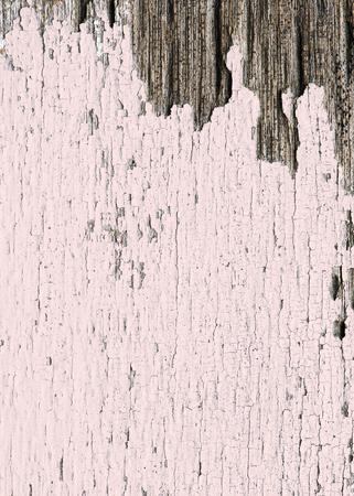 Rustic pink wooden textured flooring background