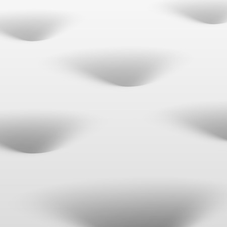 Smooth gray blotches design vector