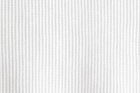 White cotton textured vector background Ilustrace