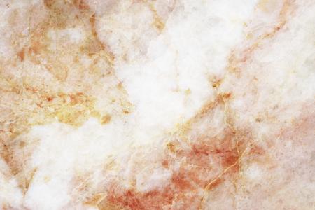 Orange und weißer Marmor strukturierter Hintergrund