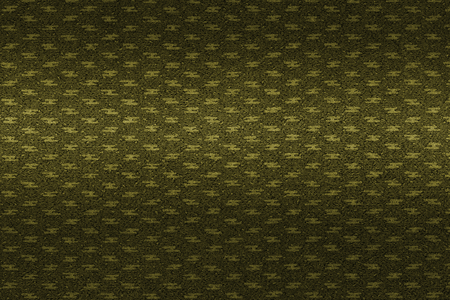 Dark yellow patterned fabric textured background Stock Photo