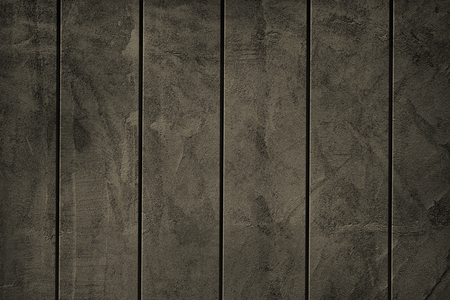 Brown paint exposed concrete wall textured background Banco de Imagens