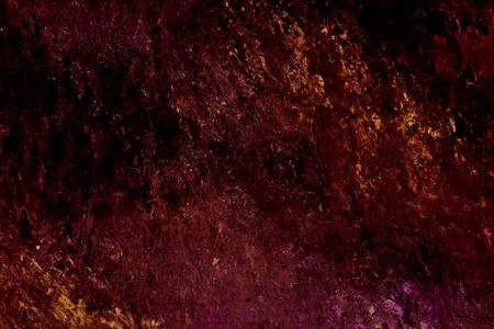 Orange and black gemstone textured background Banco de Imagens
