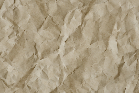 Vintage crumpled paper textured background