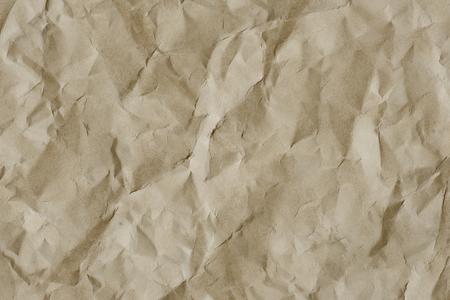 Vintage crumpled paper textured background Stock fotó - 118633392