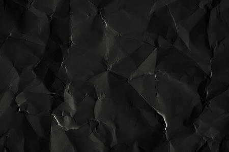 Scrunched up paper textured backdrop Stock Photo