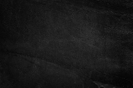Sfondo strutturato muro verniciato nero Archivio Fotografico