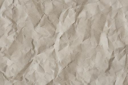 Vintage crumpled paper textured background 写真素材 - 118636551