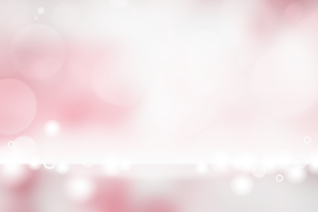Pink bokeh textured plain product background