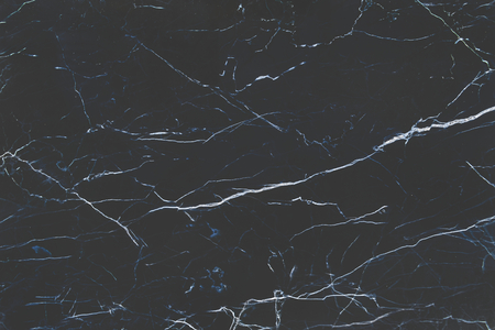 Navy scratched marble textured background Stock Photo