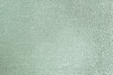 Green glitter background texture Stock Photo
