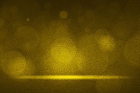 Gold bokeh textured plain product background