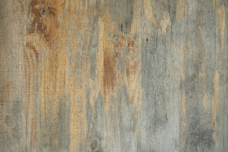 Rustic pale wooden textured flooring background Stock Photo