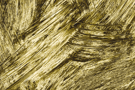 Luxurious brushed golden background design