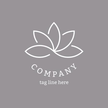 Vecteur de conception de logo d'entreprise moderne