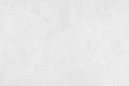 Plain white paper textured background vector