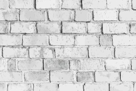 Rustikaler grauer Ziegelstein strukturierter Hintergrundvektor