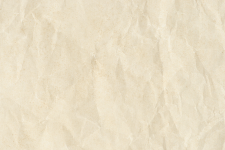 Vintage crumpled paper textured background 写真素材 - 118990050