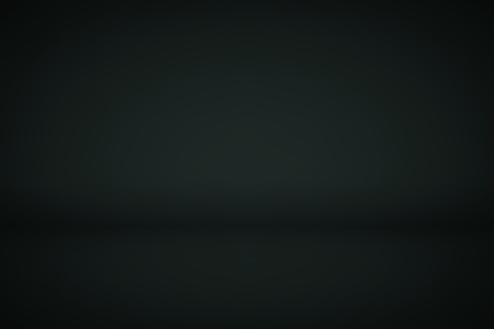 Dark plain black wall product background