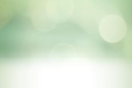 Green bokeh textured plain background Stock Photo - 118991096