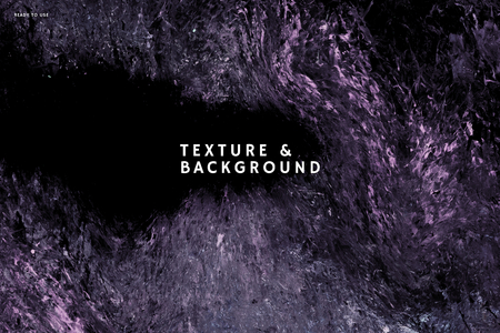 Purple and black gemstone textured background