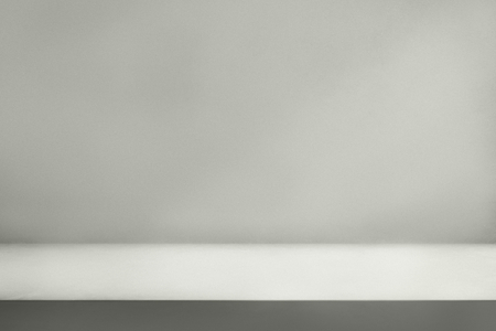 Pale gray plain product background