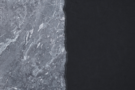 Two textured backgrounds and paper mockup
