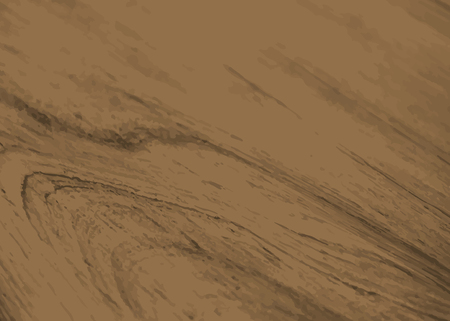 Rustic dark brown wooden textured background vector