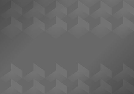 Gray modern background design vector Фото со стока - 124220013