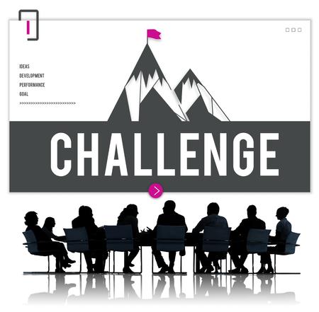 Geschäftliche Herausforderung