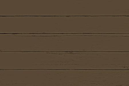 Vecteur de fond de planche de bois texturé