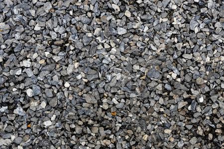 Gray granite gravel textured background Banque d'images