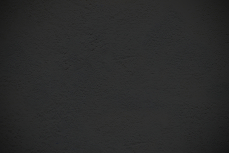 Black smooth concrete wall background Banco de Imagens - 120206183