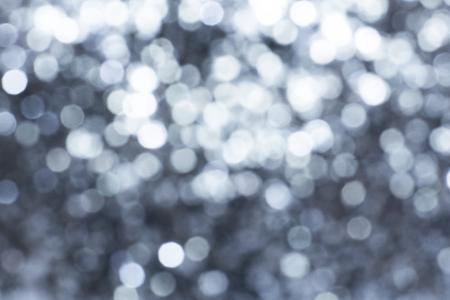 Shiny silver glitter festive background